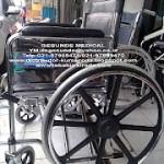 harga kursi roda maxima
