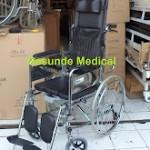 kursi roda BAB dan reclining