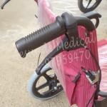 Tuas Rem Belakang Kursi Roda KY871LB