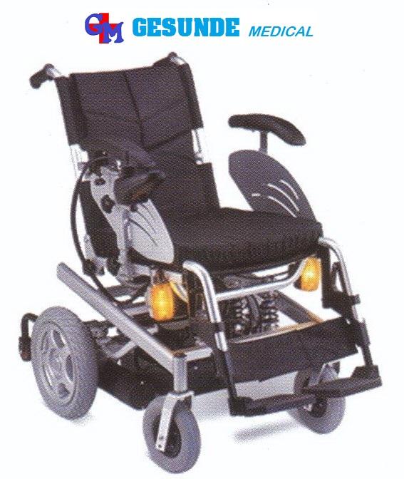 Jual kursi roda elektrik