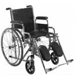 Kursi Roda 2in1 Sella Elevating Leg KY902C