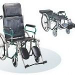 Kursi roda optima bisa jadi tempat tidur