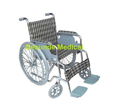 kursi roda aluminium GEA