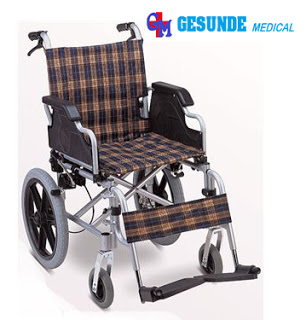 Kursi Roda 907LJ Gesunde Medical