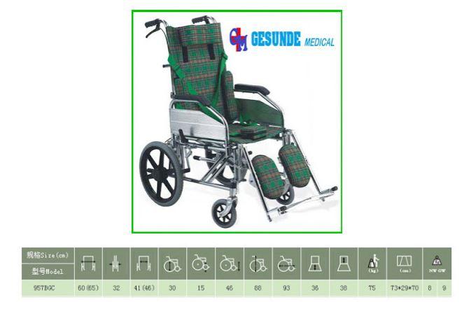 Kursi Roda Cerebral Palsy CP Murah