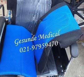 Dudukan dan Sandaran Kursi Roda KY116LA